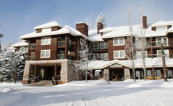Whitefish Mountain Resort Lodging.