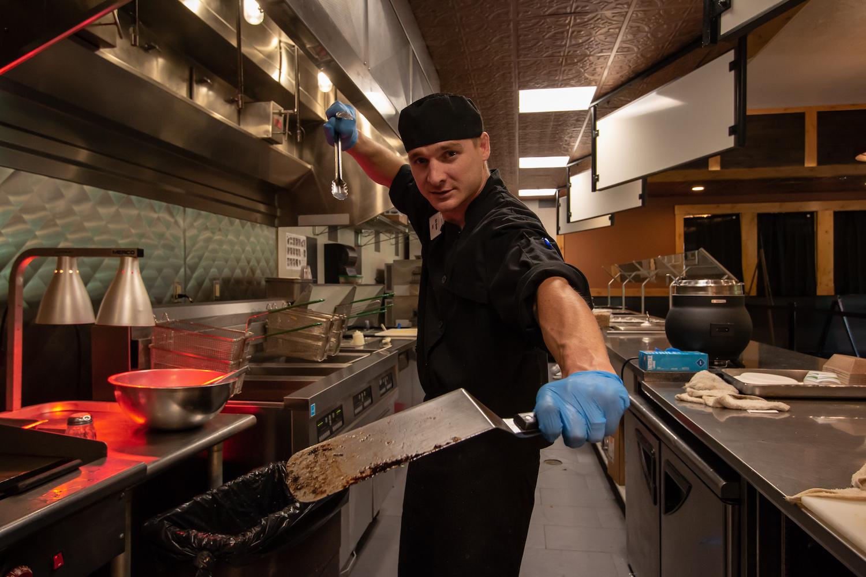 Chef Ben Heese